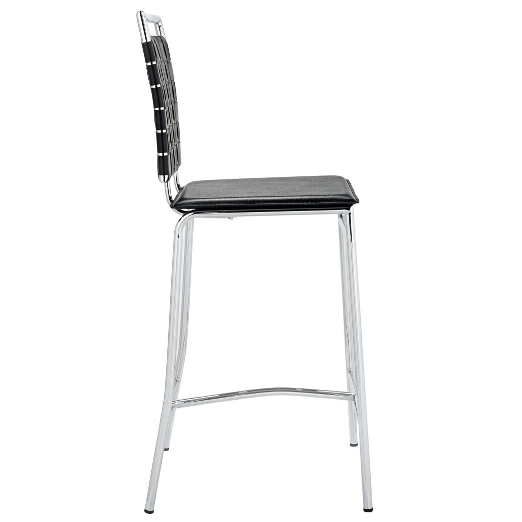 Black Area Counter Stool 2