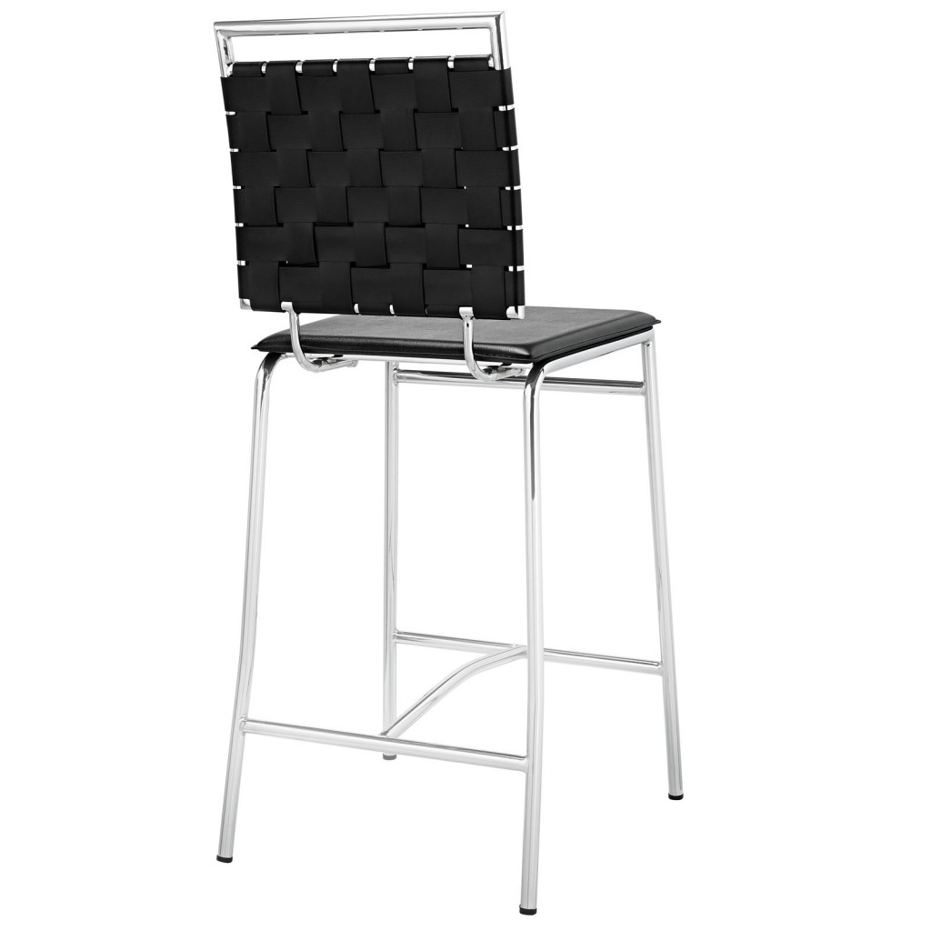Black Area Counter Stool 3