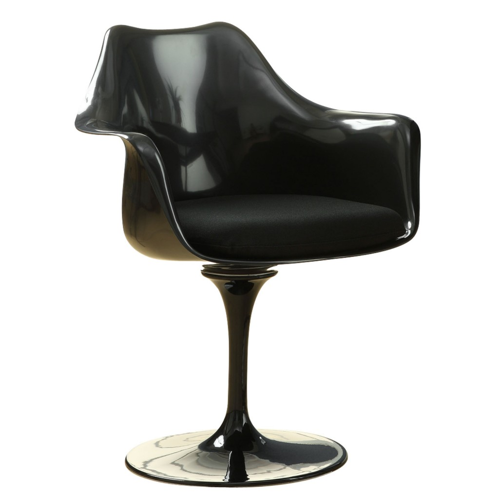 Black Astro Armchair 1