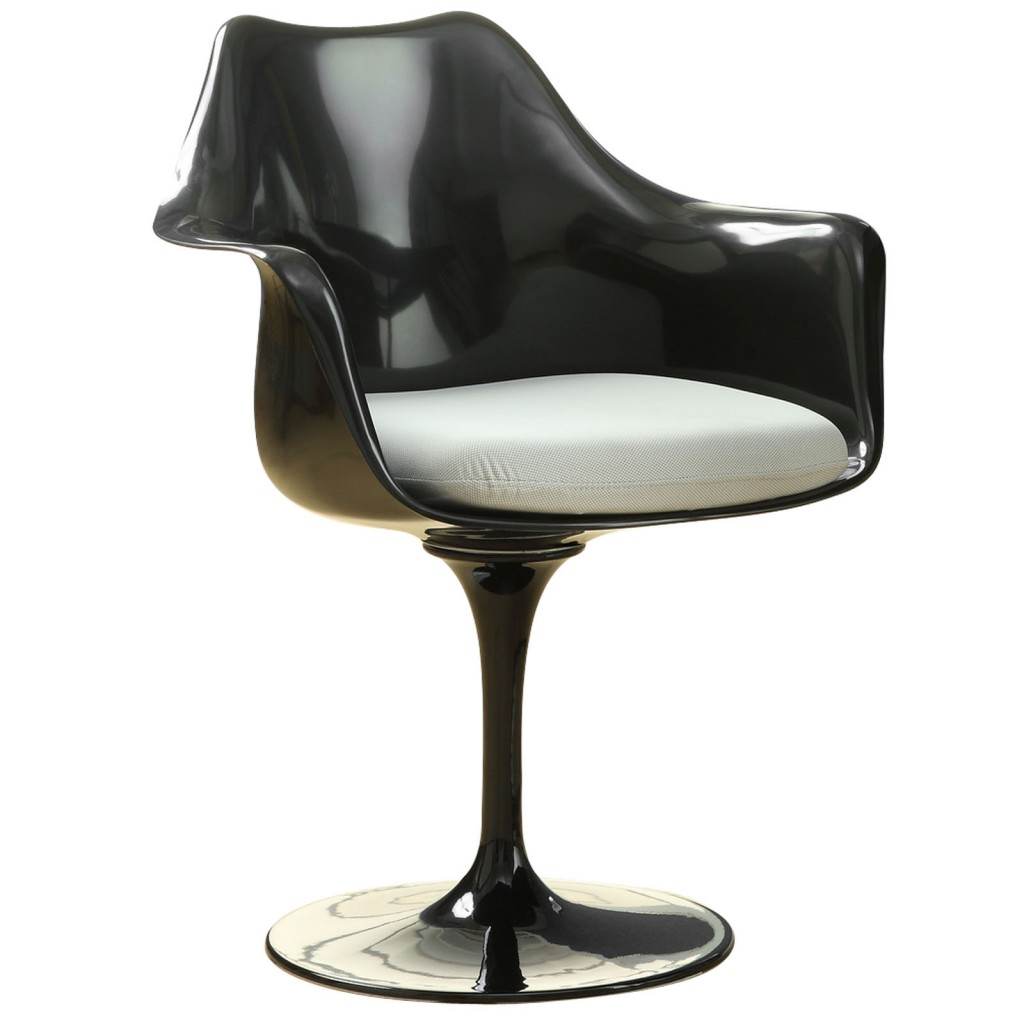 Black Astro Armchair 6