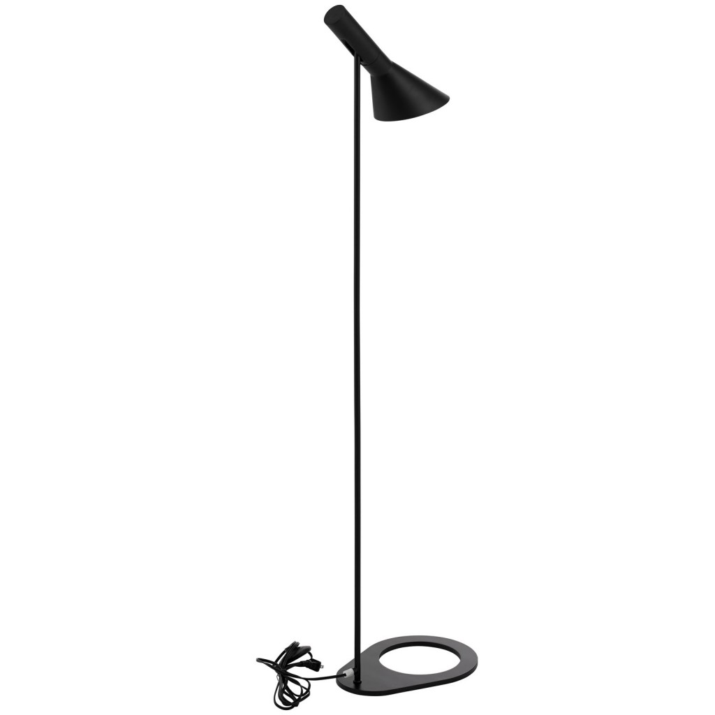 Black Dial Floor Lamp 4
