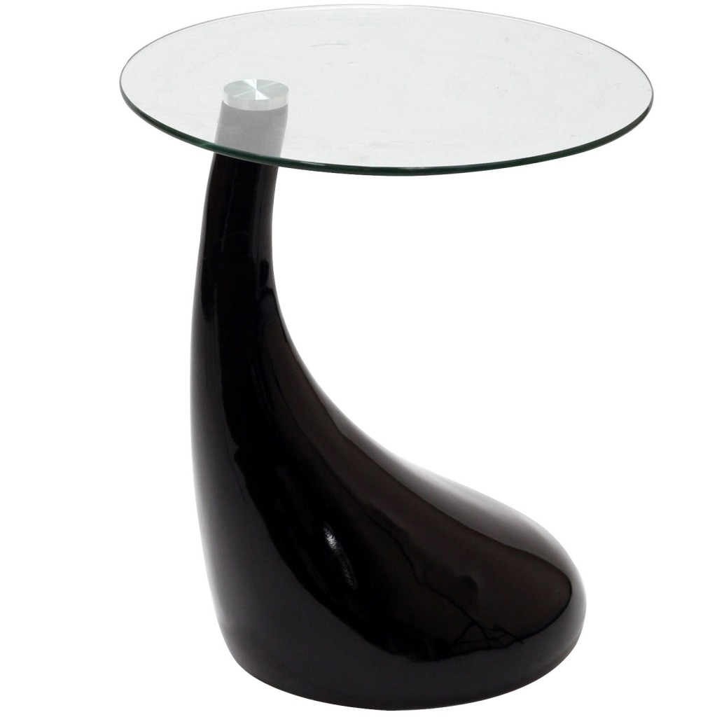 Black Droplet Coffee Table
