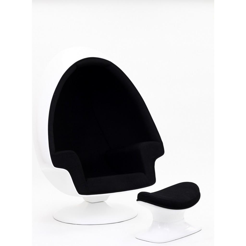 Black Droplet Lounge Set 5