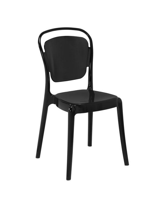 Black Function Chair