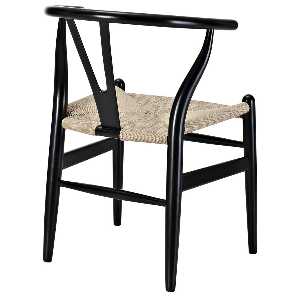 Black Hemp Chair 2