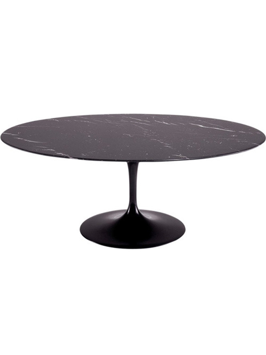 Black Marble 78 inch table