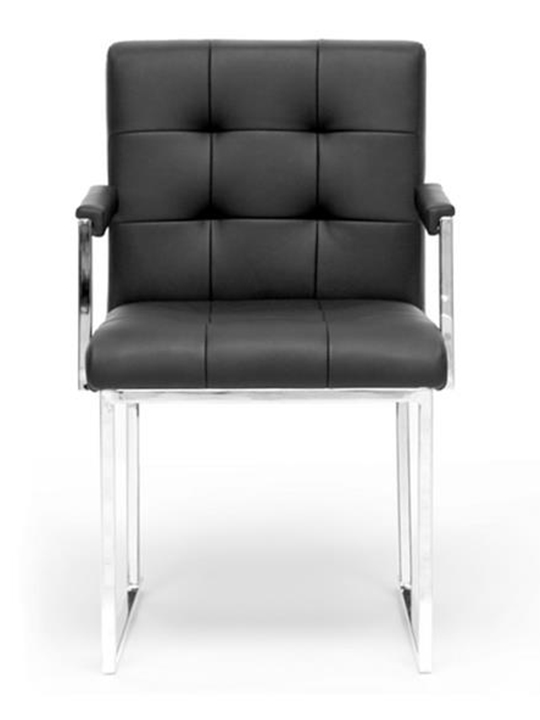 Black Mellow Chair