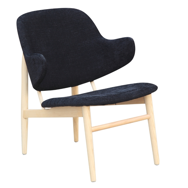 Black Natural Wood Balman Chair 6