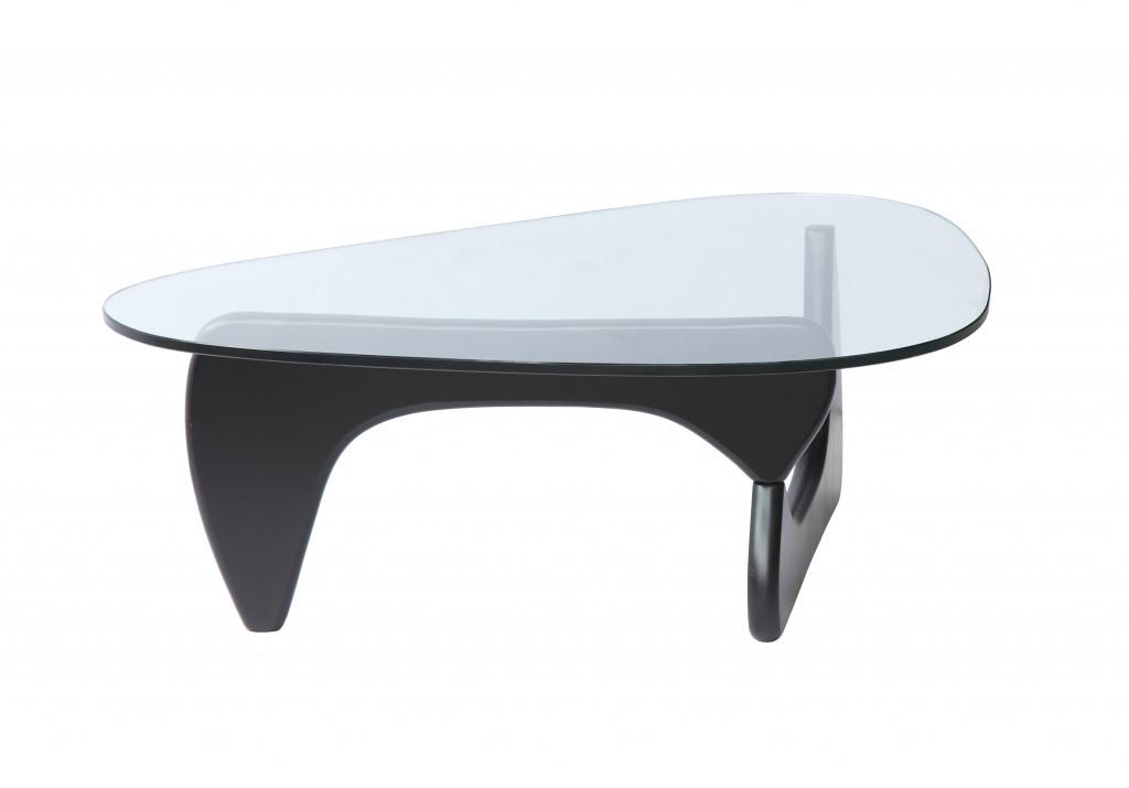 Black Triangle Coffee Table 3