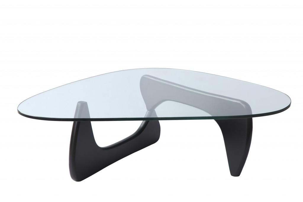 Black Triangle Coffee Table 4