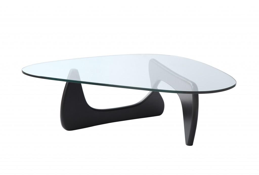 Black Triangle Coffee Table 6