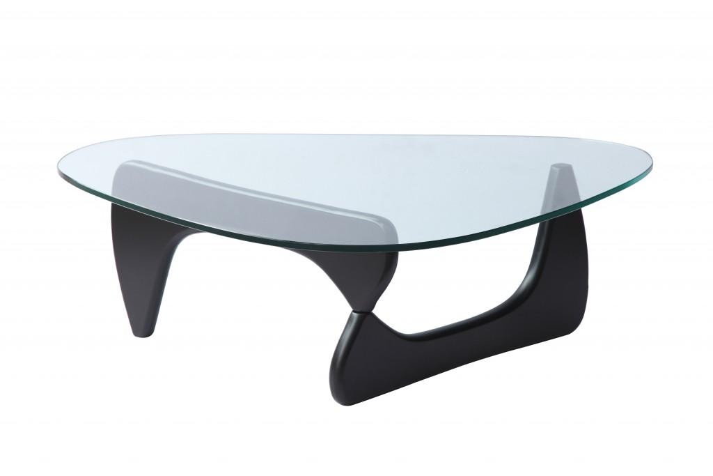 Black Triangle Coffee Table