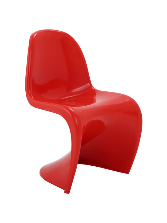 Blaze Chair Red