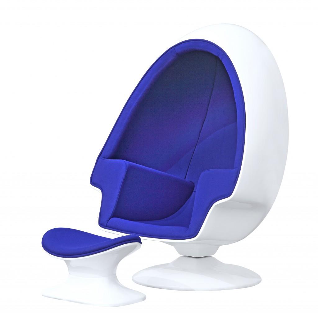 Blue Droplet Lounge Set 2