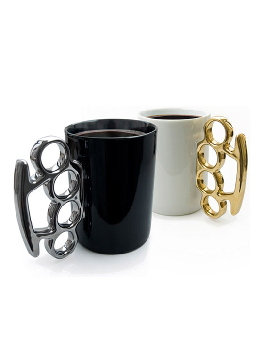 Brass Knuckle Cup