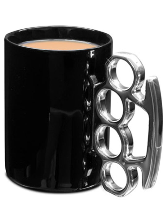 Brass Knuckles Cup Modern Furniture Brickell Collection