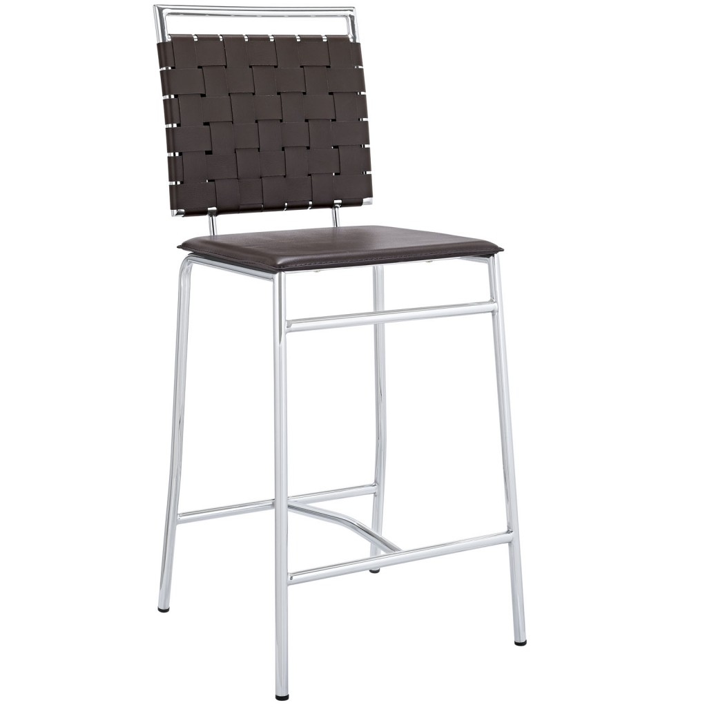 Brown Area Counter Stool