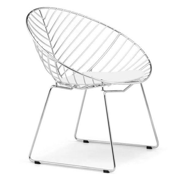 Chrome Maldives Chair