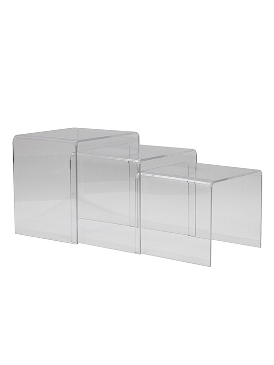 Clear 3 Ice Accent Tables1