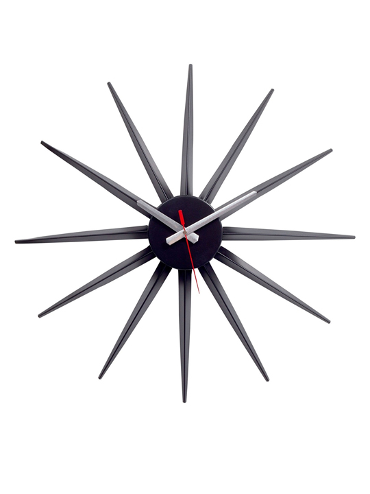 Dark Burst Clock