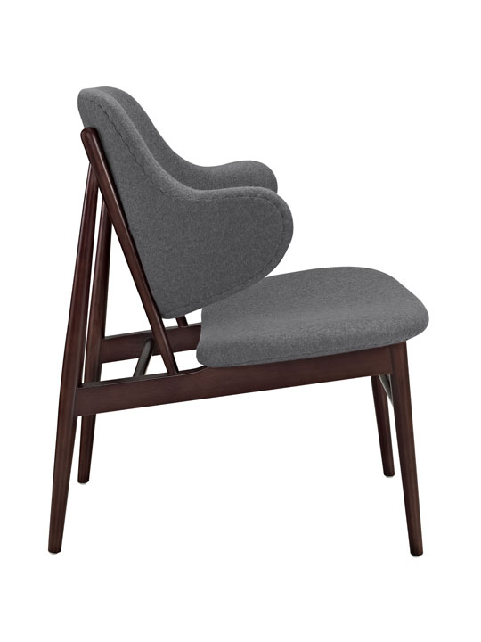 Dark Gray Balman Armchair 2