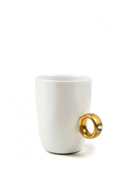 Diamond Ring Cup Modern Furniture Brickell Collection