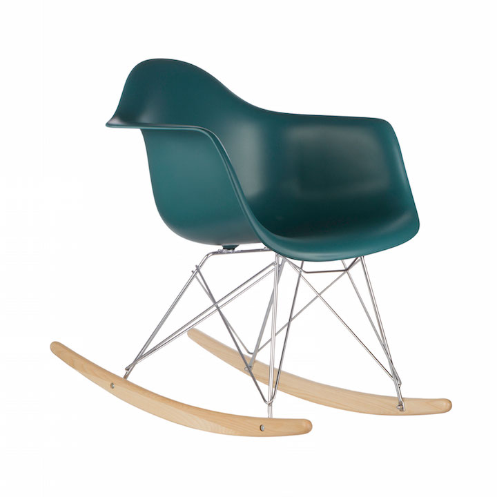 Dock Rocker Dark Green 1