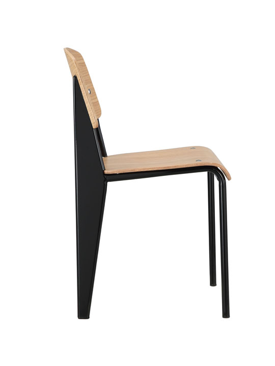 Downtown Chair Black 2