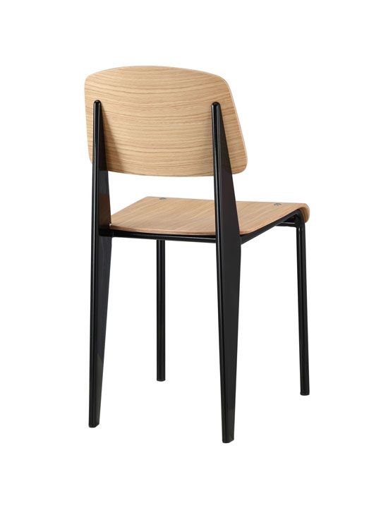 Downtown Chair Black