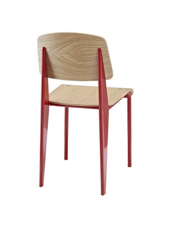 Downtown Chair Red