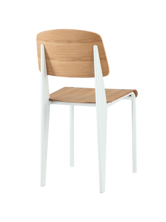 Downtown Chair White 3