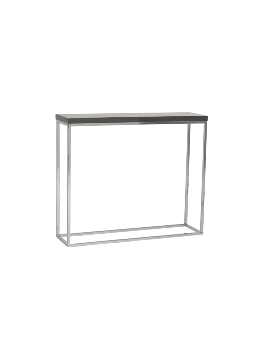 Float Console Table Gray 2
