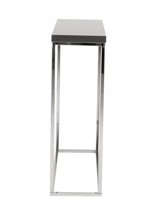 Float Console Table Gray 3