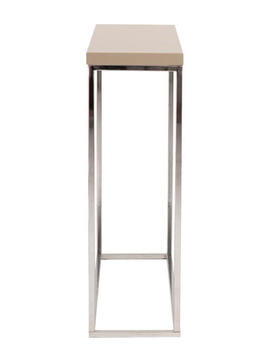 Float Console Table Tan 3