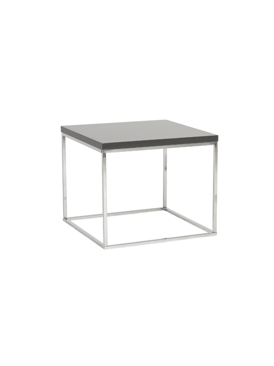 Float Side Table Gray 2