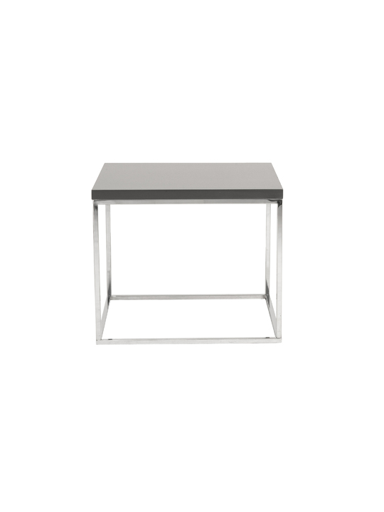 Float Side Table Gray 3
