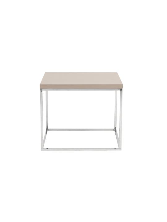Float Side Table Tan 2