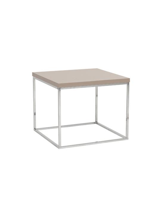 Float Side Table Tan 3