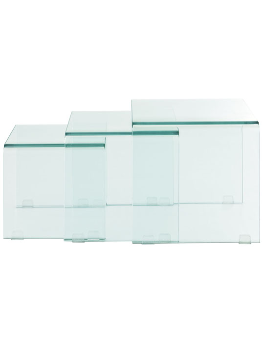 Glass Nesting Tables 2