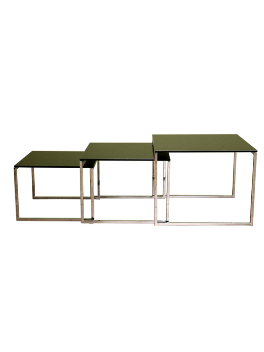 Glassy Side Table
