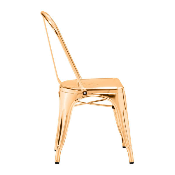 Gold Cooper Chair 2