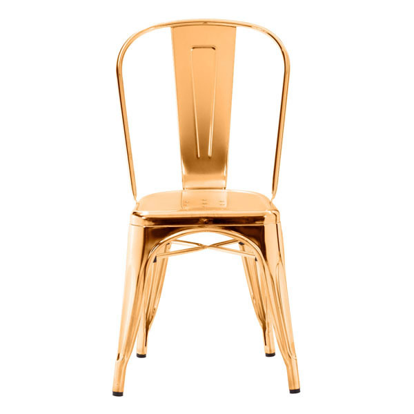 Gold Cooper Chair 3