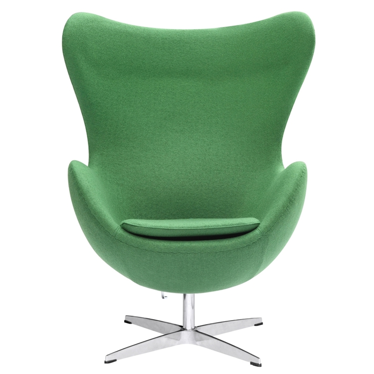 Green Magnum Wool Chair 1