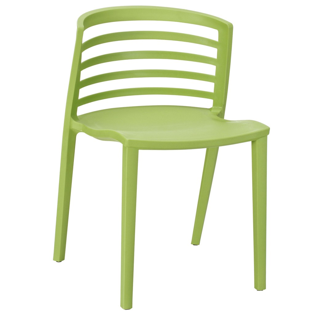 Green Skeleton Chair 1