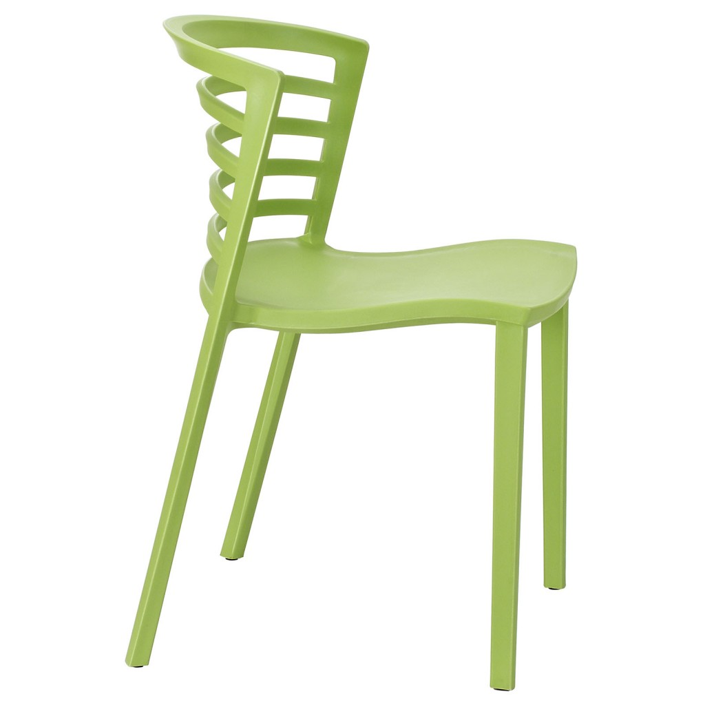 Green Skeleton Chair 3