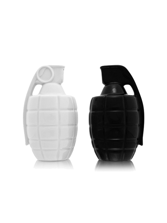 Grenade Salt and Pepper