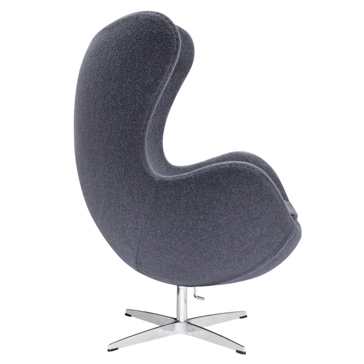 Grey Magnum Wool Chair