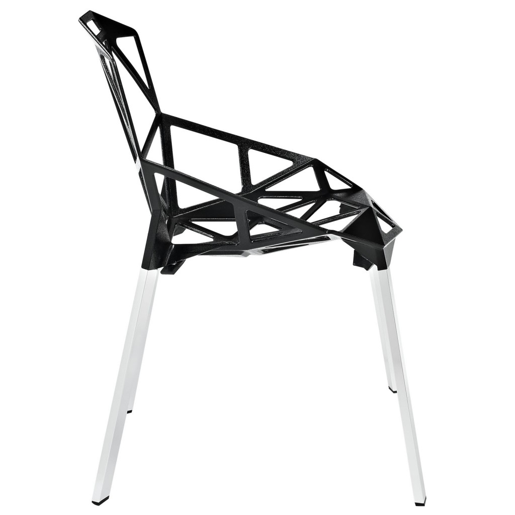 Grid Chair Black 2