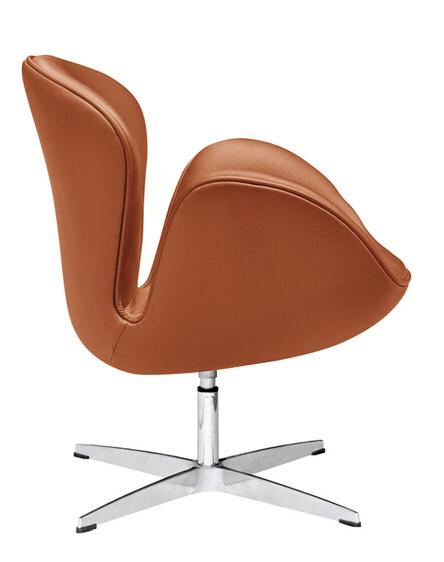Hug Leather Chair Tan 2