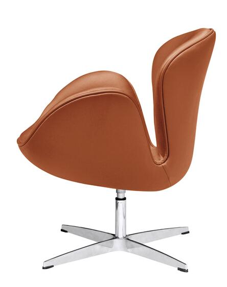 Hug Leather Chair Tan 3